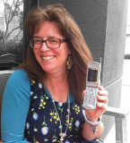 Krissy and Old Fashioned  Phone