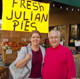 Fresh Julian PIes