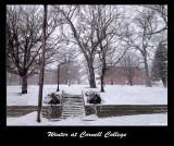 Winter at Cornell College