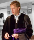 Bruce at Graduation