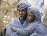 Santa Fe Couple