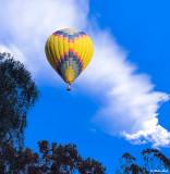 Evening Balloon Ride