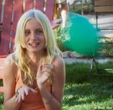 The Green Water Balloon