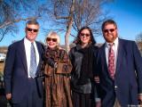 John Reid and family