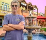 Tom Crane and Fountain