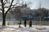Cold wave in Basel