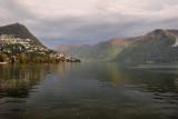 Lake of Lugano