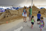 0001bc: Navarre Beach Sand Sculpting Festival 2011