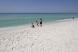 Ava at Navarre Beach, Florida - June 28, 2012