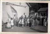 Spanish Camp's 1950 Labor Day Fiesta Parade