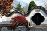 Jardin de Chine - Le mur