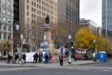 Les indignés - Occupy Montréal