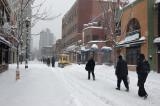 Winter on Prince-Arthur
