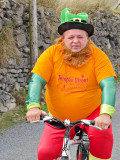 Leprechaun on a Bike