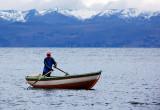 Titicaca Fisherman