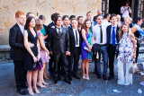 Wedding Guests + Groom