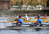 Ladies Double Scull