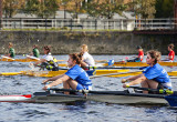 Ladies Double Scull Race