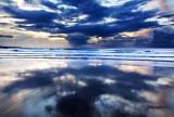 Doughmore Beach - after Sunset