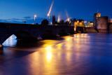 Thomond Bridge & King John's Castle