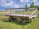 Restored hay rack 0110