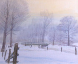 VERKOCHT Winterlandschap aquarel - 0730.jpg