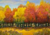 OPTIE BRONWYN - Bomen in herfstkleuren  - acryl-3880.jpg