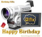 Birthday Gifts Camera