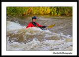 Kayakers...