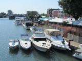 quad boat parking