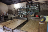 Kitchen and sleeping room