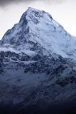 Machhapuchhre mountain (=Fishtail mountain)