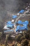 mountain village (Ghorepani)