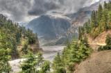 Part of Annapurna Valley