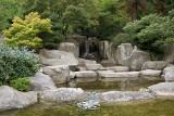 Japanese garden in Hamburg