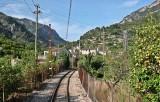 Mallorca train to sollar