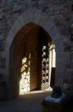 Light through the Castle Entrance