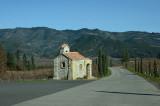 Chapel in Vineyard