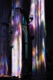 Color Reflections in Cologne Cathedral