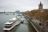 River Rhine Low Level