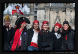 Cologne Carnival Season in Progress
