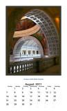 2011 Yellowstone Portrait Calendar