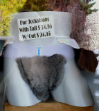 Furry Fashion in Jackson Hole