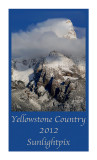 2012 Yellowstone Portrait Calendar