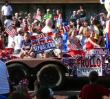 Campaign Float