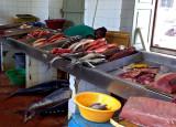 Fishmarket in Praia