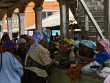 Market in Assomada