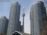 Toronto Water Front Architecture