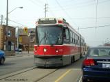 Fast and Furious.....Toronto Streetcar
