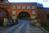 Herbowa Gate - West Side  Entrance to The Wawel